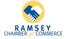 Ramsey Chamber of Commerce logo